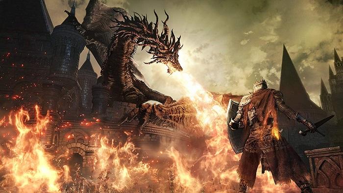 ダークソウル3ゲーム画像