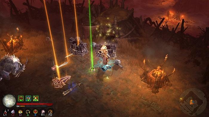 ディアブロ3ゲーム画像