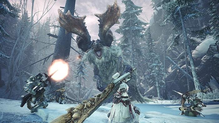 MHWIBゲーム画像