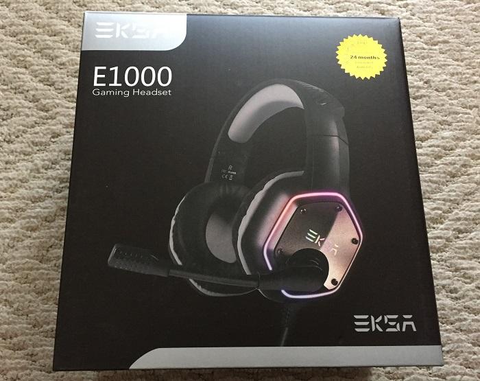 EKSA E1000外箱