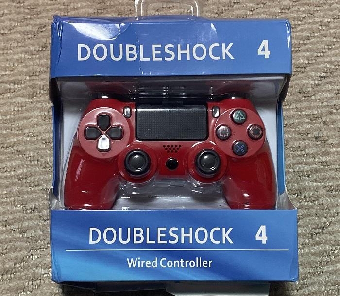 有線DOUBLESHOCK4パッケージ