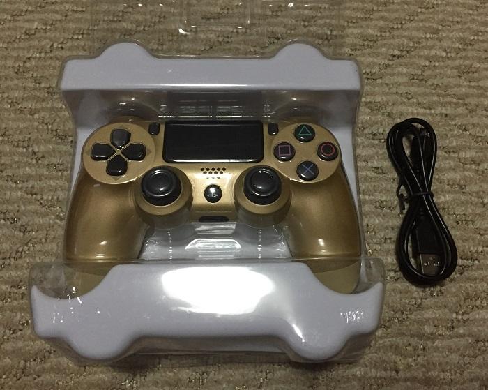 海外製PS4コントローラー中身