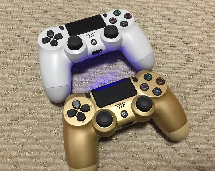 海外製PS4コントローラー比較