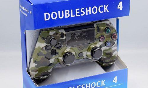 【DOUBLESHOCK4(有線タイプ)をレビュー】一部機能排除で安価なPS4コントローラー互換品