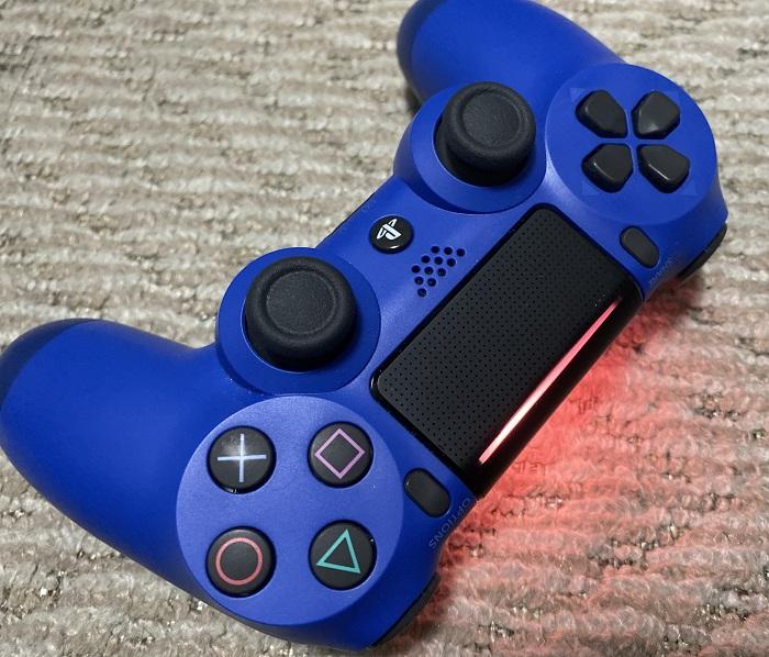 PS4コントローラーBluetooth接続