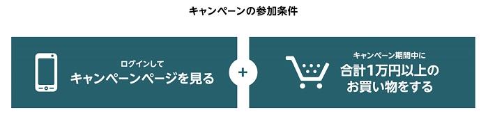 amazonブラックフライデー5000円還元キャンペーン参加条件