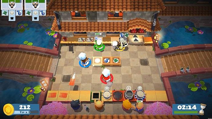 オーバークック2ゲーム画像