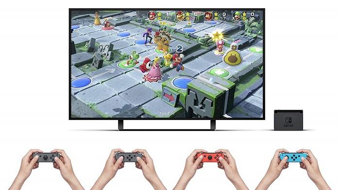 スーパー マリオパーティゲーム画像