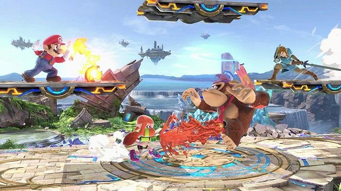 大乱闘スマッシュブラザーズSPECIALゲーム画像