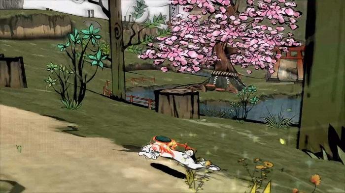 大神 絶景版ゲーム画像