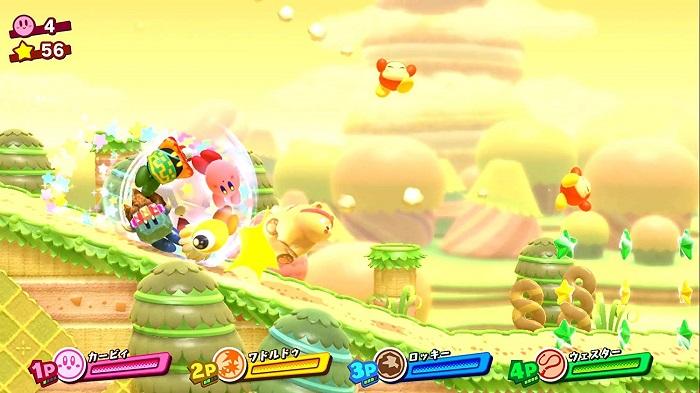 星のカービィ スターアライズゲーム画像