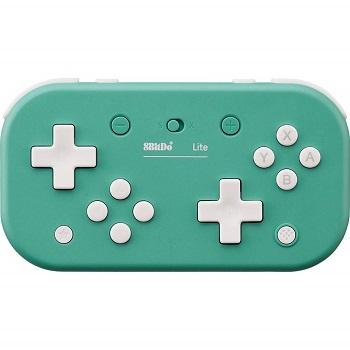 8BitDo Lite Bluetooth Gamepadターコイズ