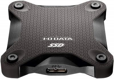 I-O DATA ポータブルSSD 標準モデル