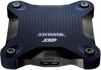 I-O DATA ポータブルSSD 高速モデル