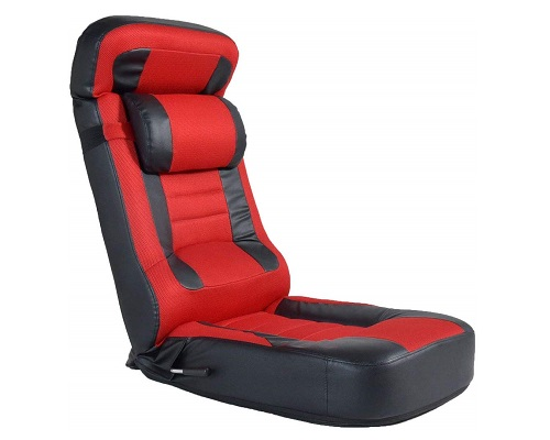 タンスのゲン CYBER-GROUND レーシング 座椅子