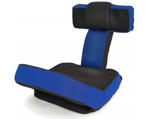 座椅子 ゲーミングチェア ソリッド