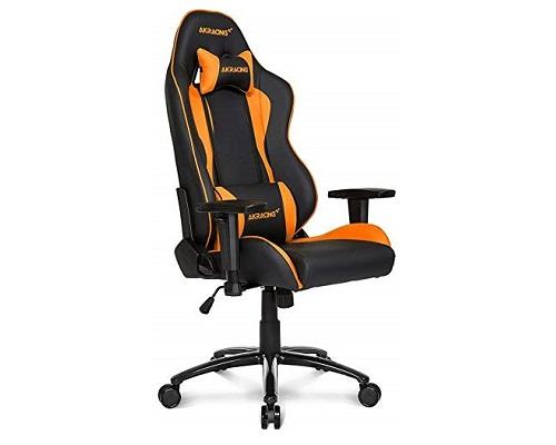 AKRACING ゲーミングチェア NITRO-ORANGE 橙色