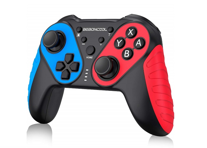 BEBONCOOL NFC機能搭載スイッチコントローラー