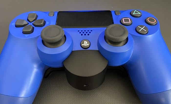PS4背面ボタンアタッチメント取り付け