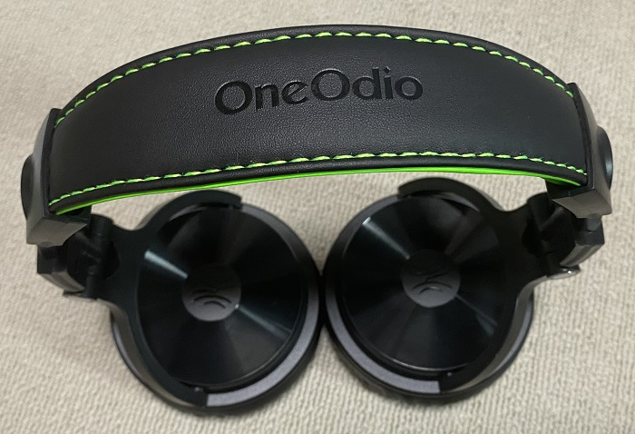 oneOdio Pro-G上部デザイン