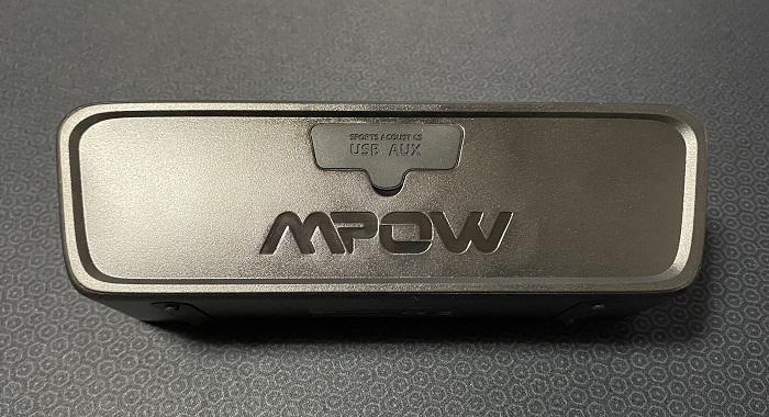 MPOW SOUNDHOT R6背面