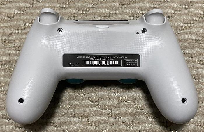 PS4コントローラーOEM本体裏