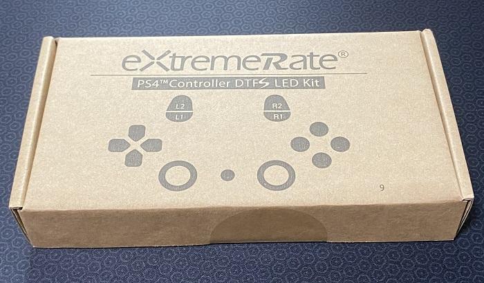 extremerateLEDキット外箱