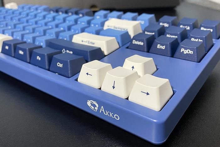 Akko 3087SP Ocean Starデザイン紹介