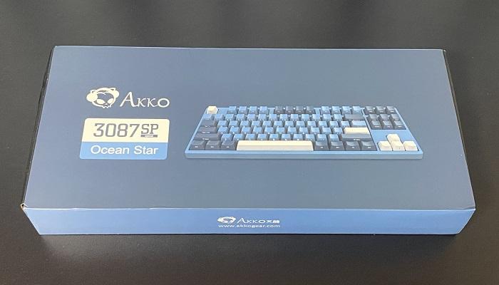 Akko 3087SP Ocean Starパッケージ