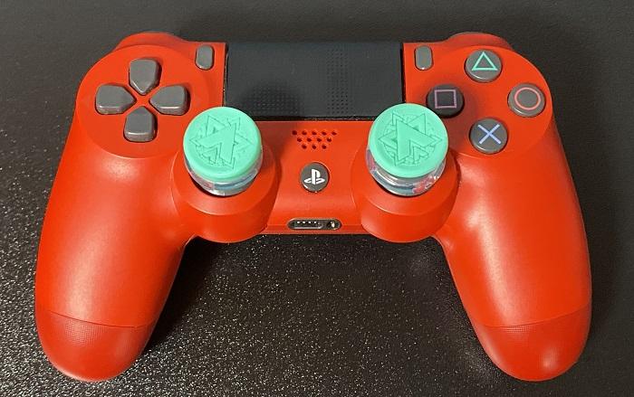 A5 PRIGMA PS4コントローラー装着