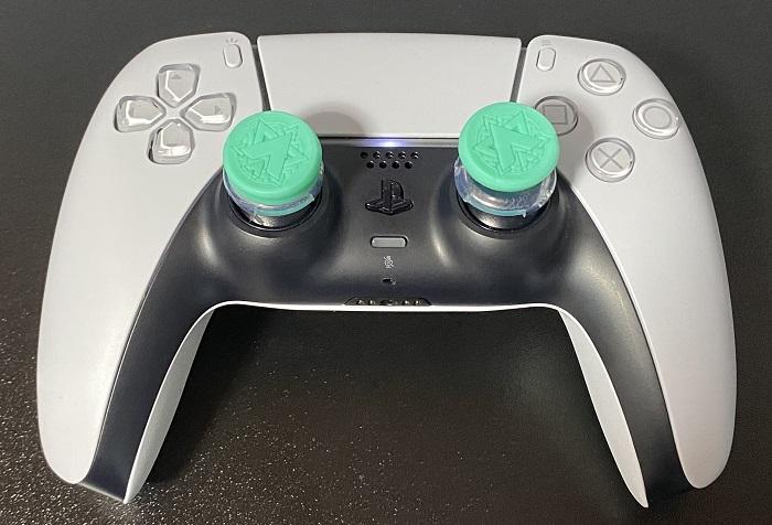 A5 PRIGMA PS5コントローラー装着