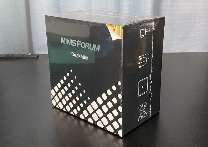 MINISFORUM UM250パッケージ
