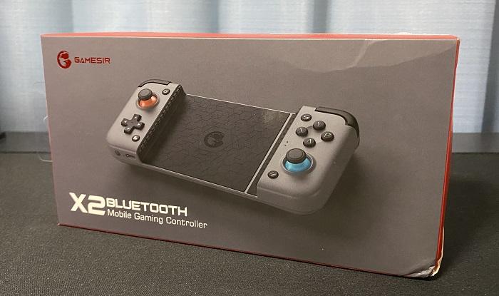 GameSir X2 Bluetoothパッケージ