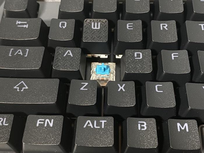 GameSir Z1キースイッチ