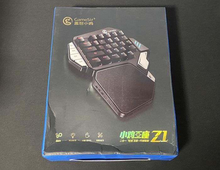 GameSir Z1パッケージ